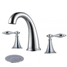 Widespread Bathroom Faucets
