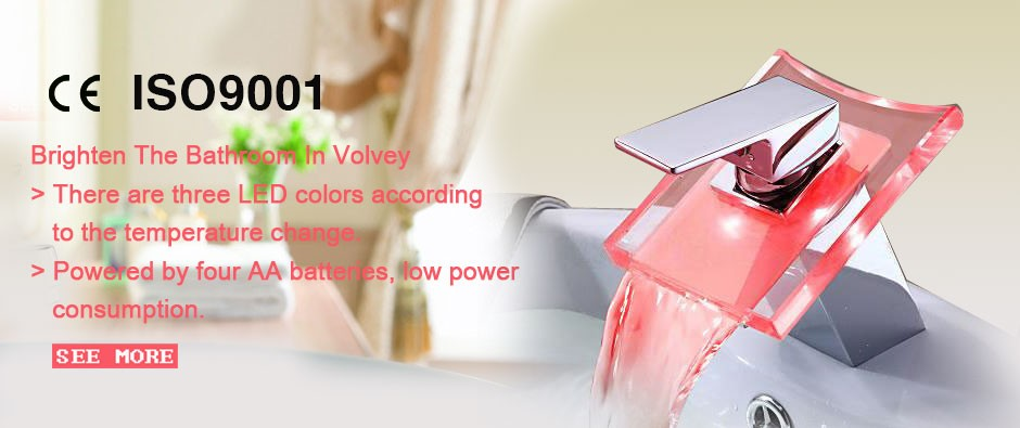 Volvey LED Faucets