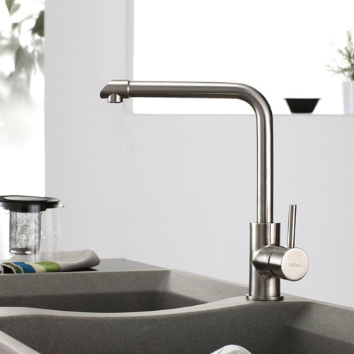 Kinds Of Kitchen Faucets: How To Choose The Suitable Kitchen Faucet For Your Home